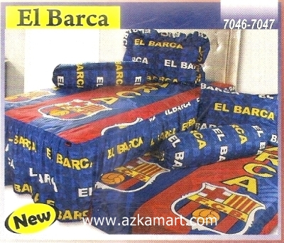 Sprei Sorong 2 in 1 My Love Duo El Barca