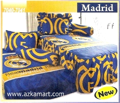 Sprei Sorong 2 in 1 My Love Duo Madrid