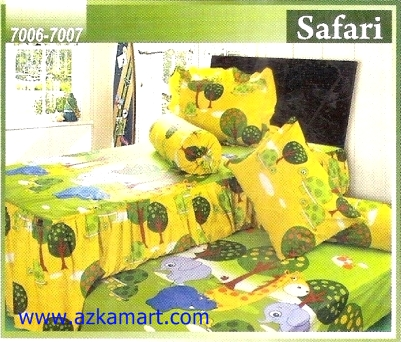 Sprei Sorong 2 in 1 My Love Duo Safari