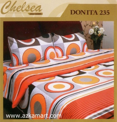 Sprei Bed Cover Chelsea Donita