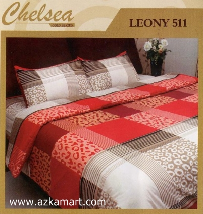 Sprei Bed Cover Chelsea Leony