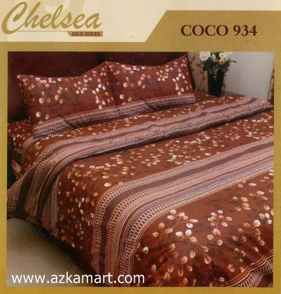 Sprei Bed Cover Chelsea Coco
