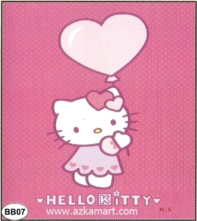 Selimut New Seasons Hello Kitty