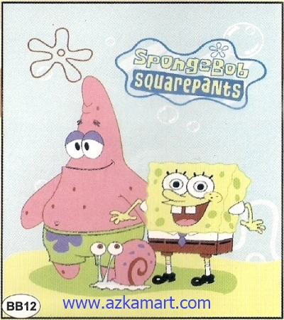 Selimut New Seasons Spongebob
