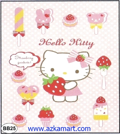 New Seasons Hello Kitty Strawberry