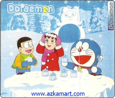 selimut panel Internal Doraemon