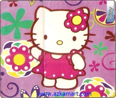 selimut panel Internal Hello Kitty