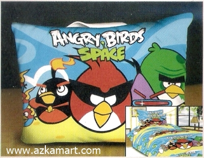 balmut Ilona Angry Birds Space