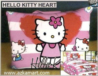 balmut Ilona Hello Kitty Heart