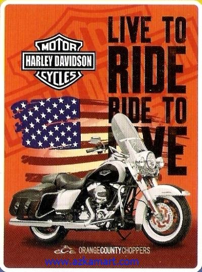 grosir murah Selimut Rosanna Sutra Harley Davidson