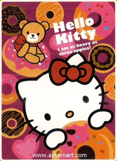 grosir murah Rosanna Sutra Hello Kitty