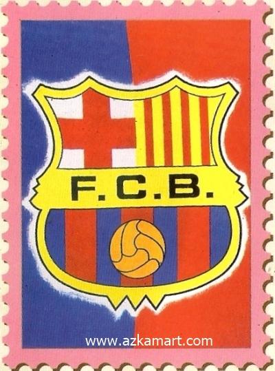 jual grosir online murah  Selimut Internal Barcelona