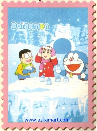 jual grosir murah toko Selimut Internal Doraemon