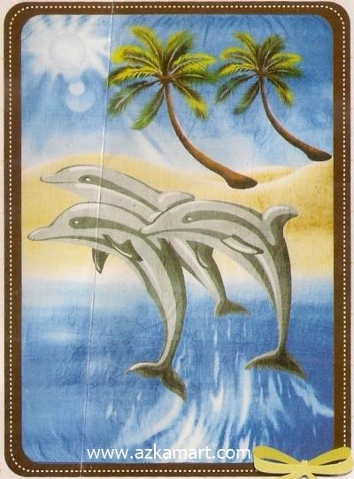 jual grosir murah toko Selimut Internal Dolphin