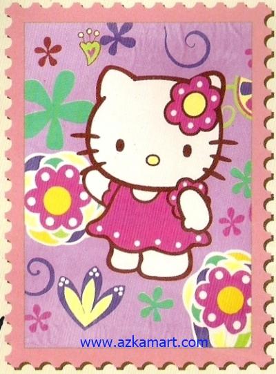 jual grosir murah toko Selimut Internal Hello Kitty