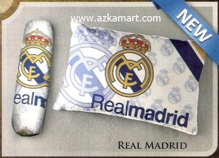 jual grosir selimut bantal Balmut Ilona Real Madrid New