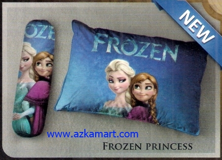 Bantal selimut murah Balmut Ilona Frozen Princess