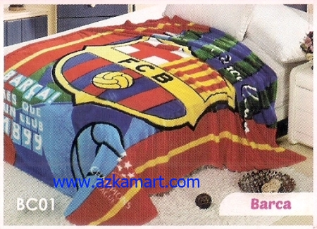 toko grosir Selimut Blossom BC01 Barca