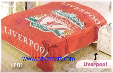 toko grosir Selimut Blossom LP01 Liverpool