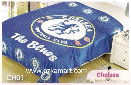 toko grosir  Selimut Blossom CH01 Chelsea