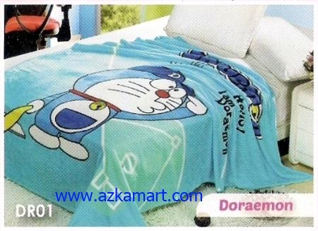 47 Selimut Blossom DR01 Doraemon