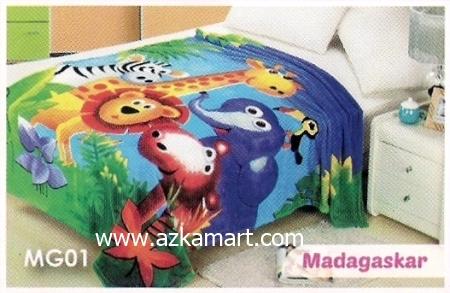 jual Selimut Blossom MG01 Madagaskar