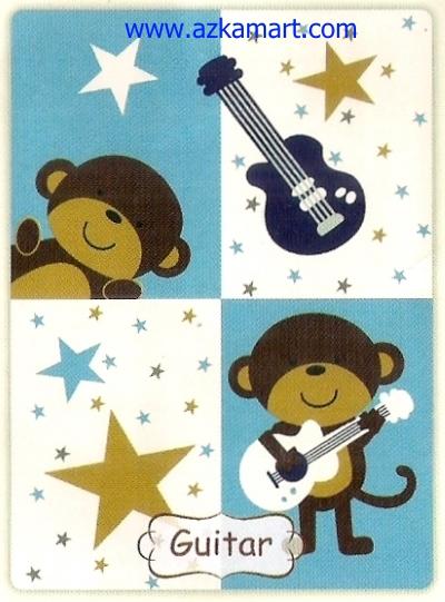 12 Selimut Rosanna Gitar