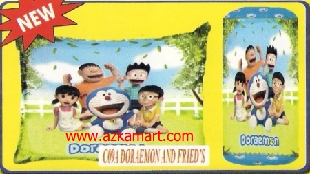 jual bantal selimut Balmut Chelsea C09A Doraemon and Friends