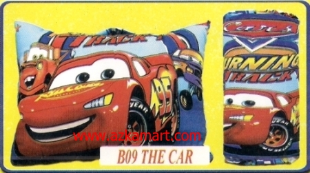 jual bantal selimut Balmut Chelsea B09 The Car