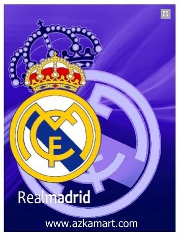 jual selimut grosir murah Real Madrid