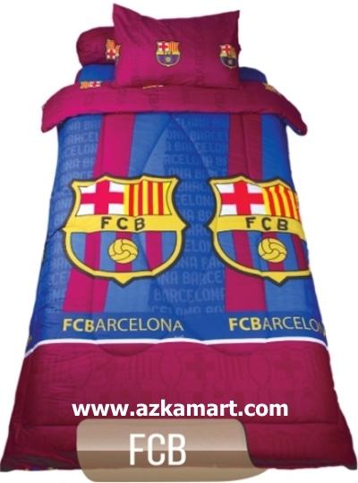 jual beli grosir sprei my love barcelona