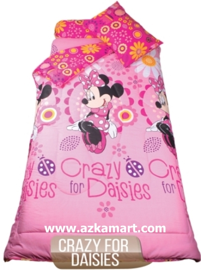 jual beli grosir sprei my love crazy for daizy