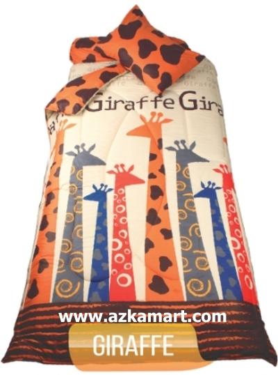 jual beli grosir sprei my love giraffe