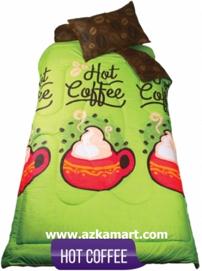 jual beli grosir sprei my love hot coffee