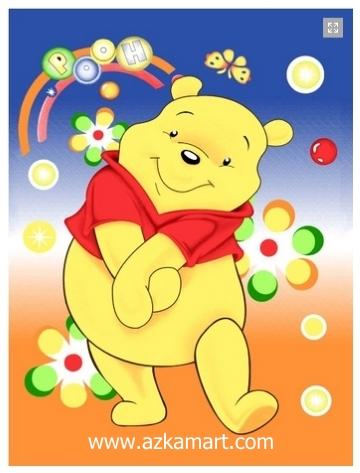 jual selimut grosir murah Pooh