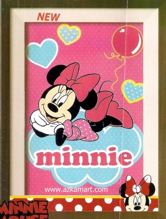 jual beli grosir Selimut Internal Minnie Mouse