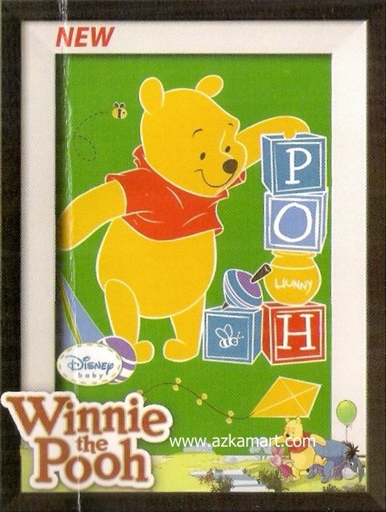 jual beli grosir Selimut Internal Winnie The Pooh