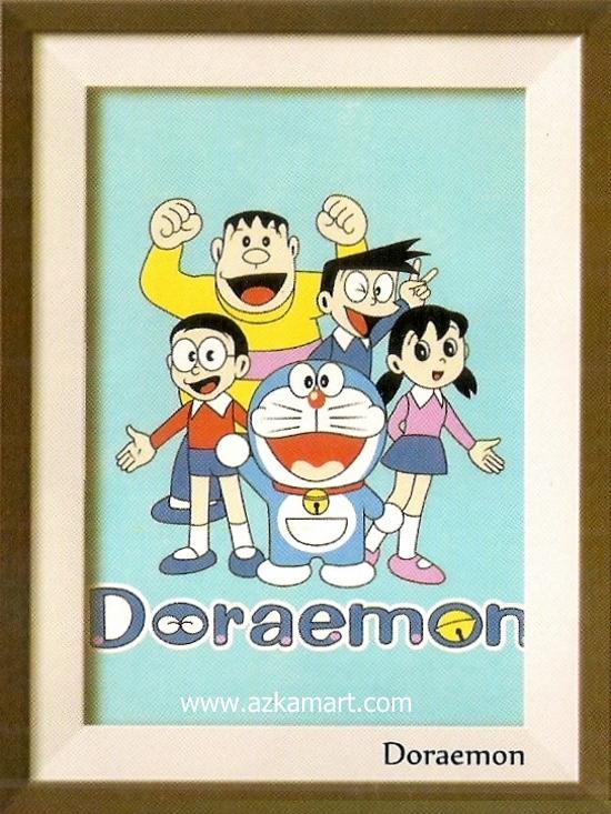 jual beli grosir Selimut Internal Doraemon