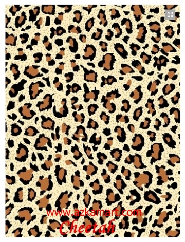 jual selimut grosir murah Cheetah