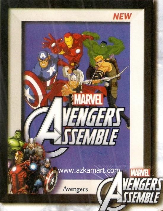 jual beli grosir Selimut Internal Avengers