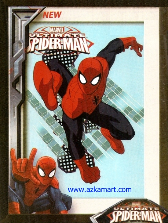 jual beli grosir Selimut Internal Ultimate Spiderman