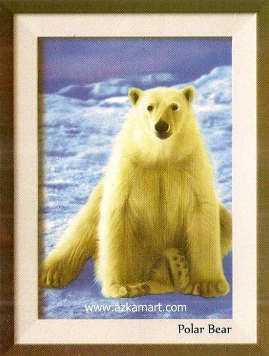 jual beli grosir Selimut Internal Polar Bear
