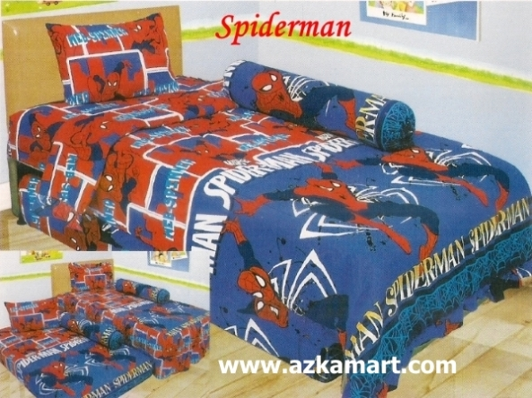 jual online murah Sprei Lady Rose Spiderman