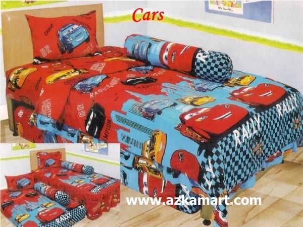 jual online murah Sprei Lady Rose Cars