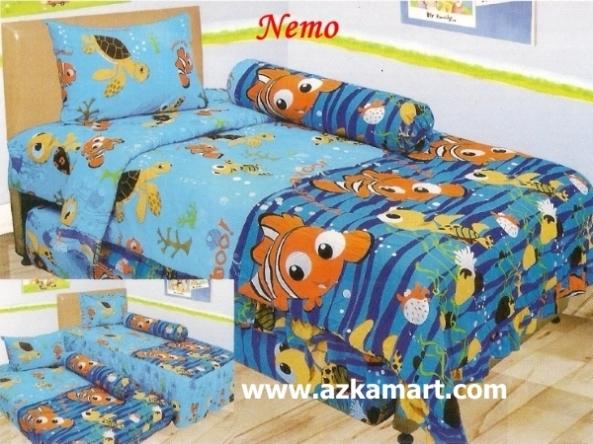 jual online murah Sprei Lady Rose Nemo