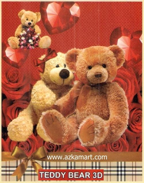 jual grosir Selimut Bonita Teddy Bear