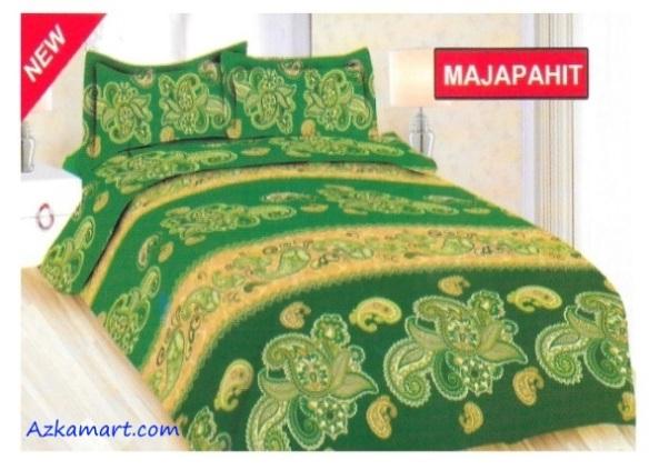 jual sprei bonita 3d katalog motif batik majapahit