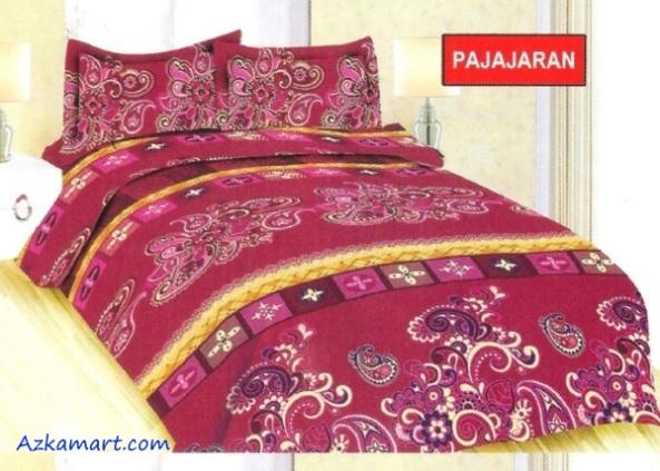 jual sprei bonita 3d katalog motif batik pajajaran